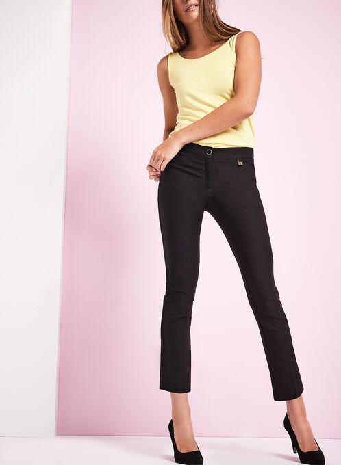 Bengaline City Fit Pants, Black, hi-res