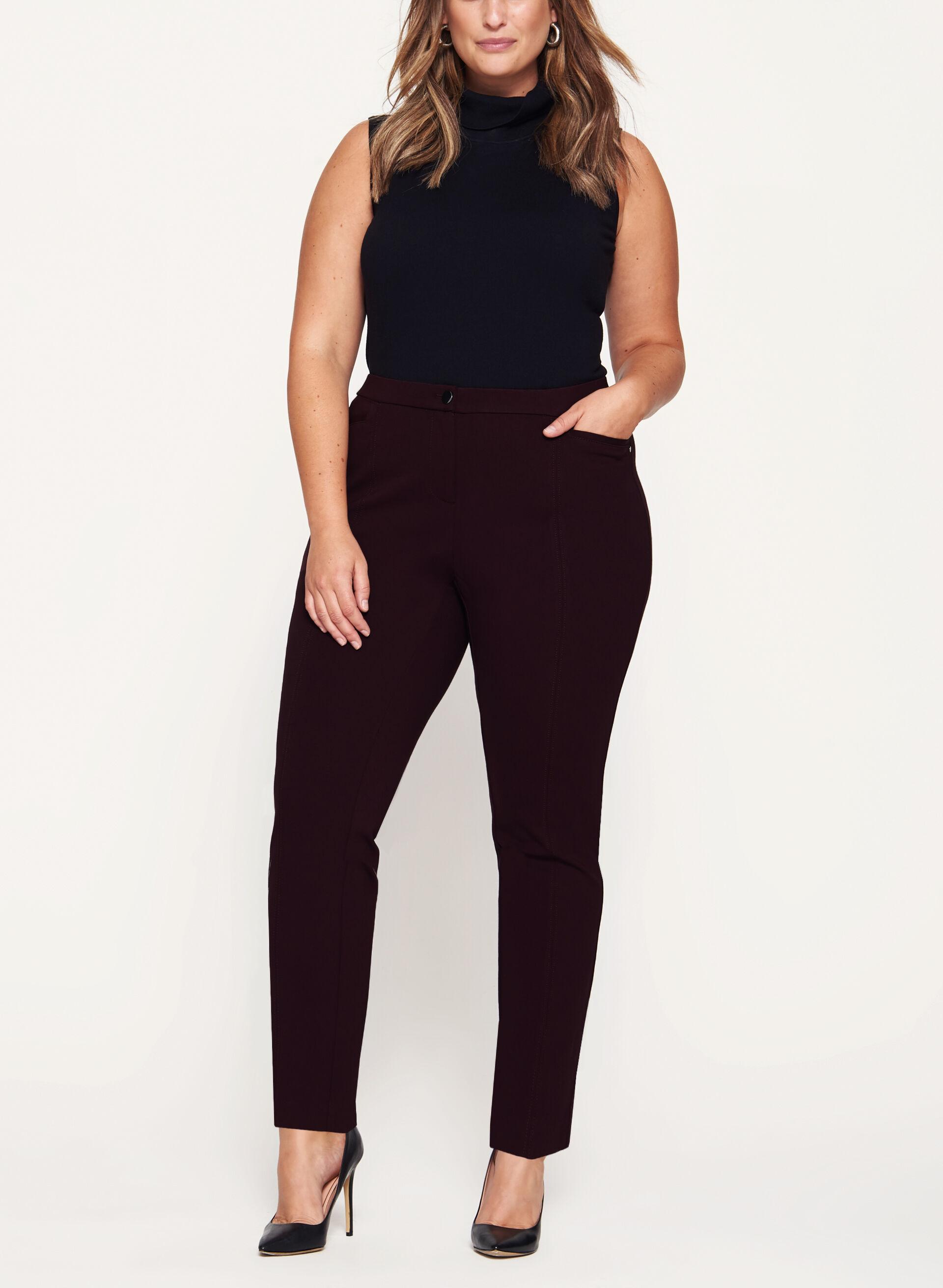 Black dress pants quilt