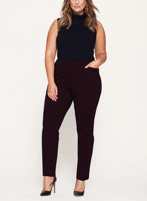 Signature Fit Slim Leg Pants
