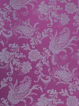 Jacquard Pashmina Scarf, Purple, hi-res