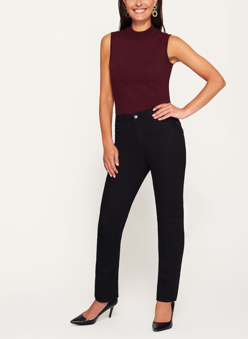 Simon Chang - Signature Fit Embellished Jeans
