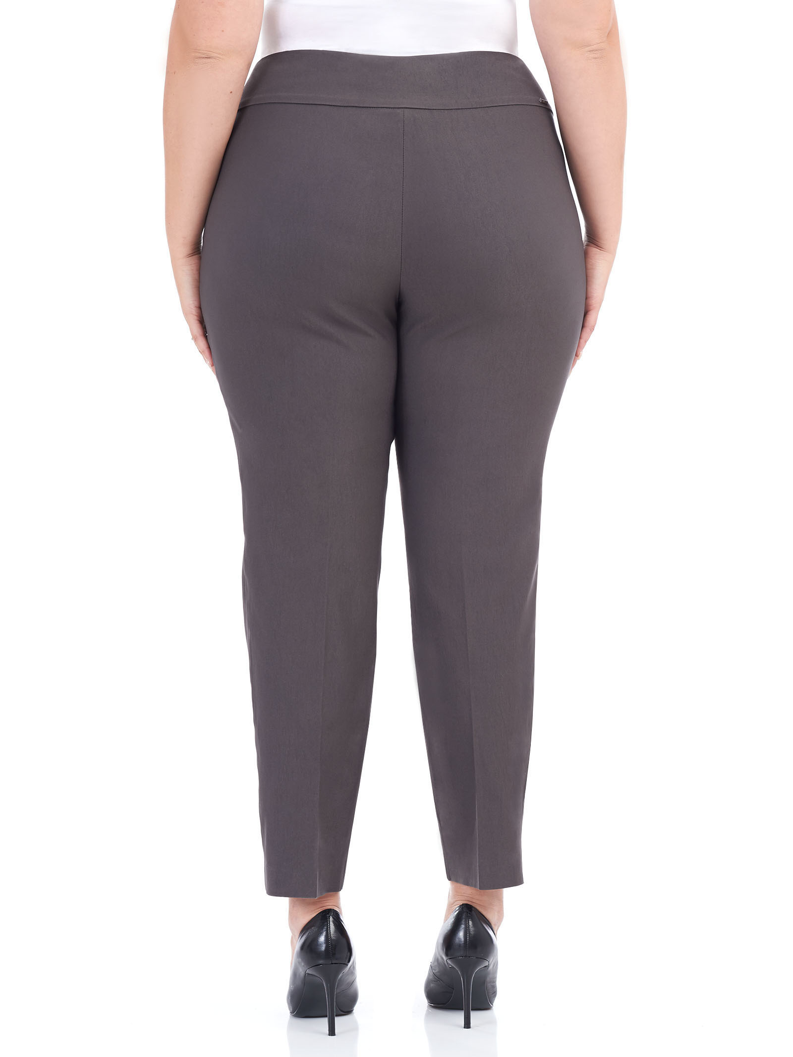 Pull-On Techno Pants, Grey, hi-res