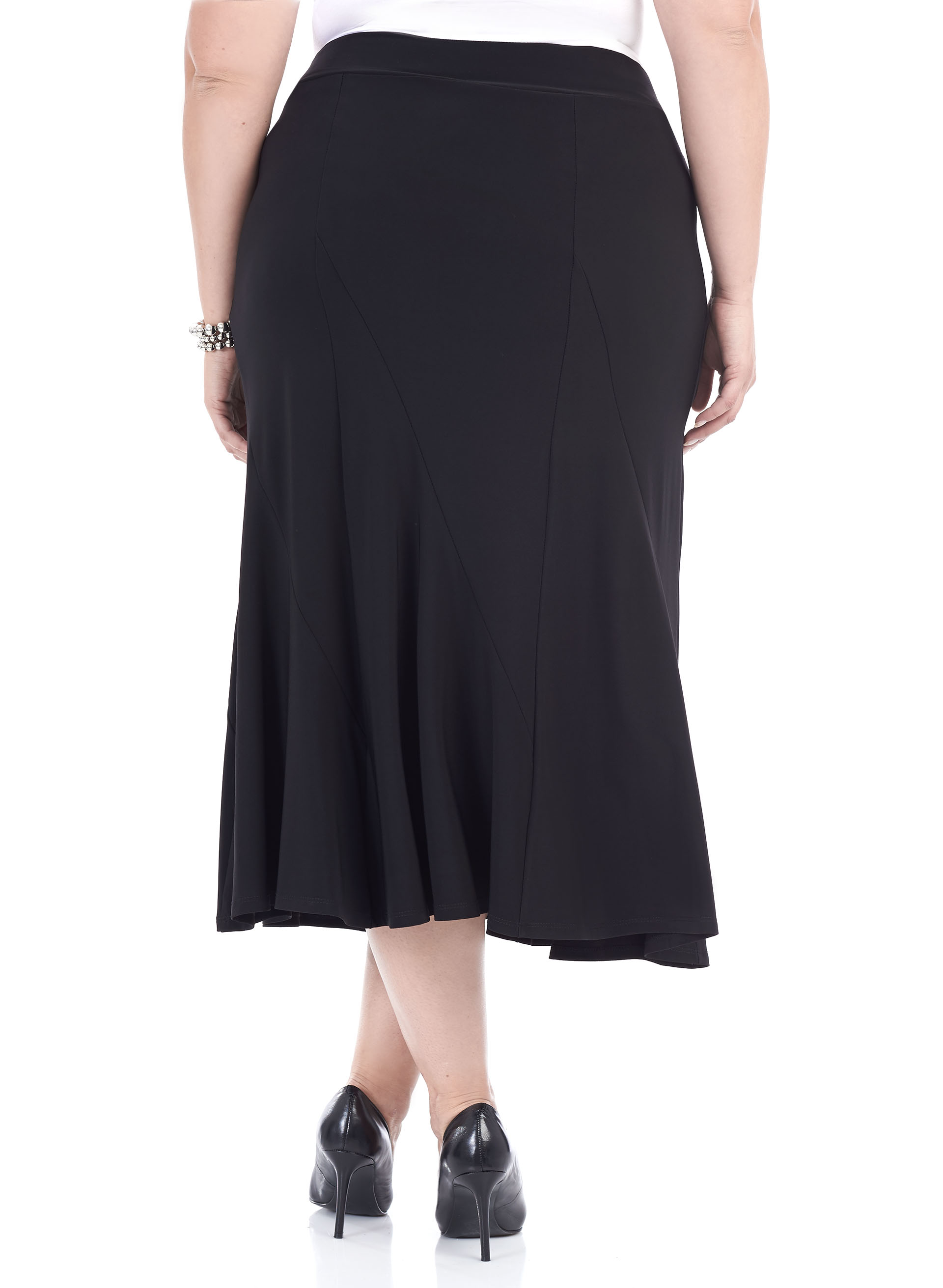 Pull-On A-Line Skirt | FREE Shipping* | Laura