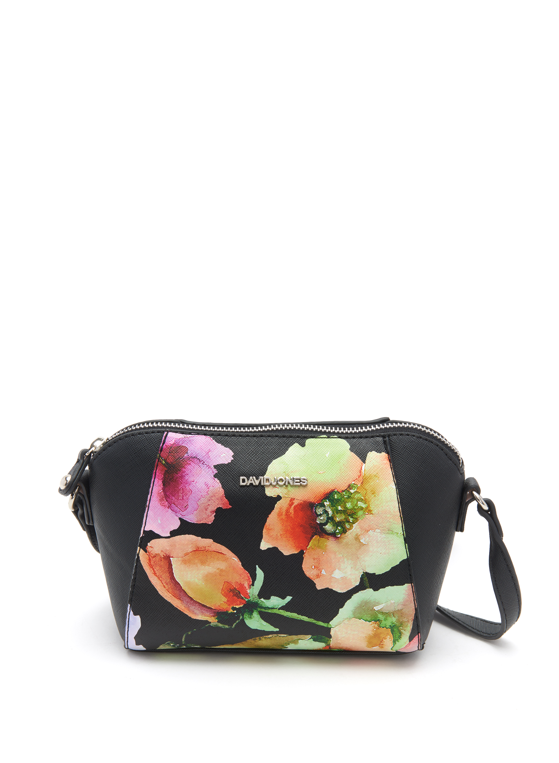 Floral Motif Crossbody Bag | FREE Shipping* | Laura