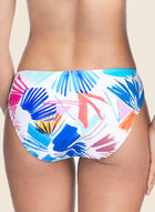 Profile by Gottex - Tankini motif tropical avec culotte, Multi