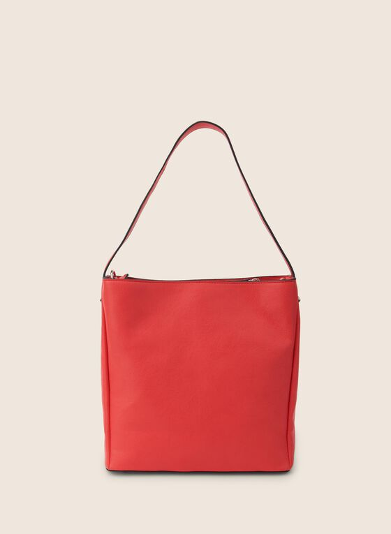 Coloured Handbag, Orange