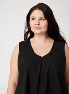 Frank Lyman - Sleeveless Blouse, Black, hi-res