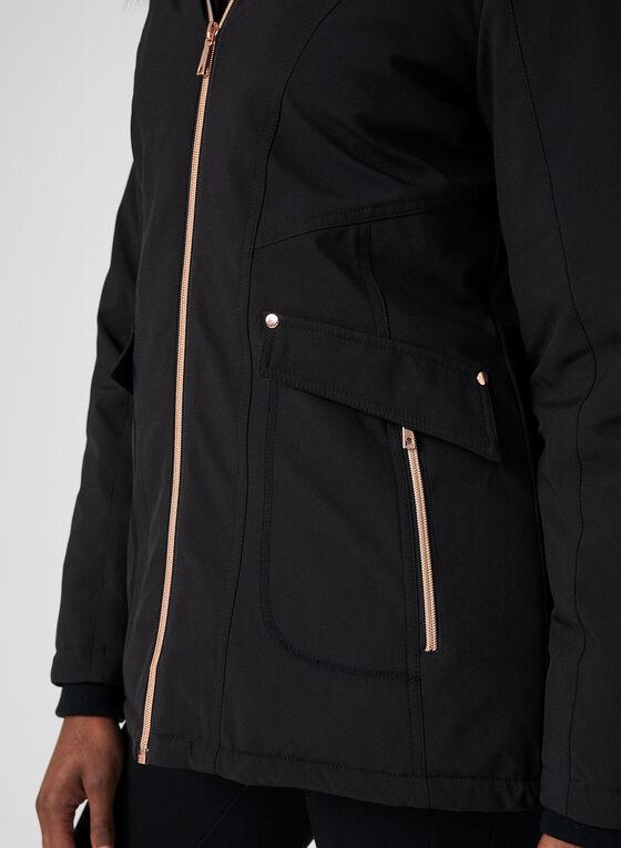 Chillax - Artic-Loft® Coat, Black