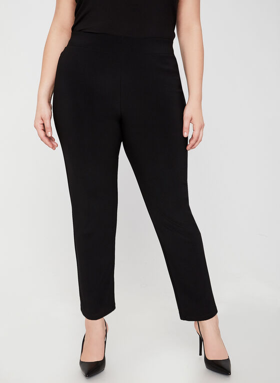 Joseph Ribkoff - City Fit Pull-On Pants, Black