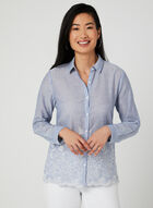 Ness - Cotton Button Down, White, hi-res