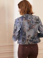 Reversible Denim Jacket, Blue