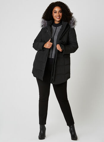 3a9c8f392ea Quilted Down Coat