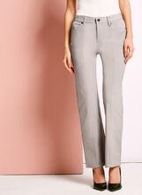 Simon Chang Straight Leg Pants, Grey, hi-res