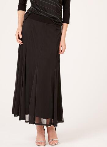 A-Line Maxi Skirt, , hi-res
