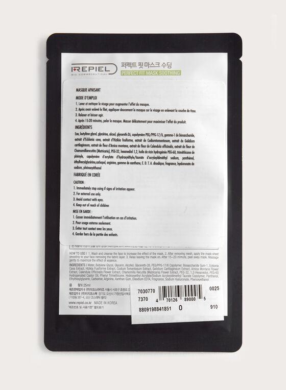 Repiel - Masque apaisant Perfect Fit en bio-cellulose, Multi, hi-res