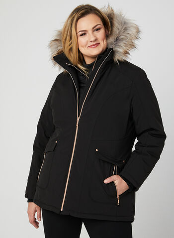Chillax - Artic-Loft® Coat, Black, hi-res