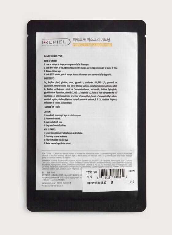 Repiel - Masque éclaircissant Perfect Fit en bio-cellulose, Multi, hi-res