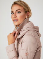 Bernardo - PrimaLoft® Thermoplume Packable Coat, Pink, hi-res