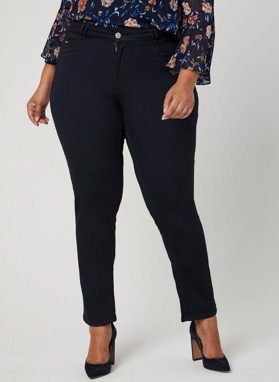 Carreli Jeans - Jean à jambe étroite, Bleu, hi-res