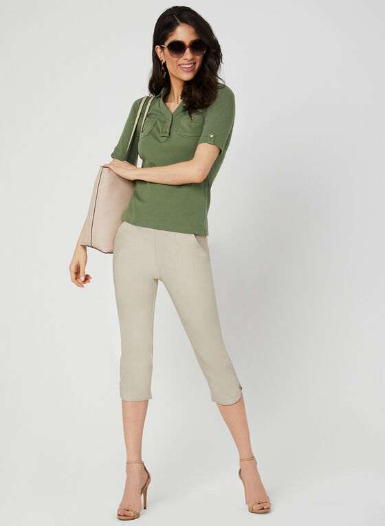 GG Jeans - Pull-On Crapis, Off White, hi-res
