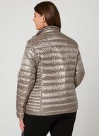 Nuage - Manteau matelassé en duvet compressible, Blanc cassé, hi-res