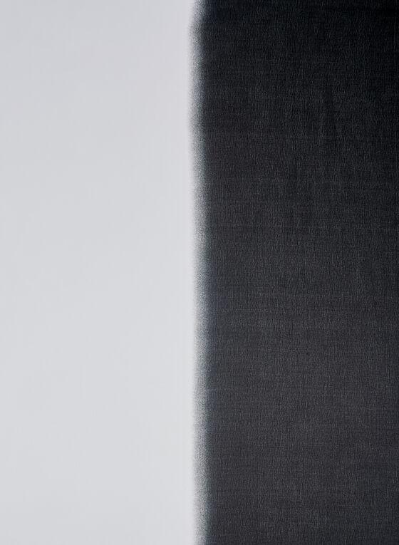 Lightweight Scarf, Black, hi-res