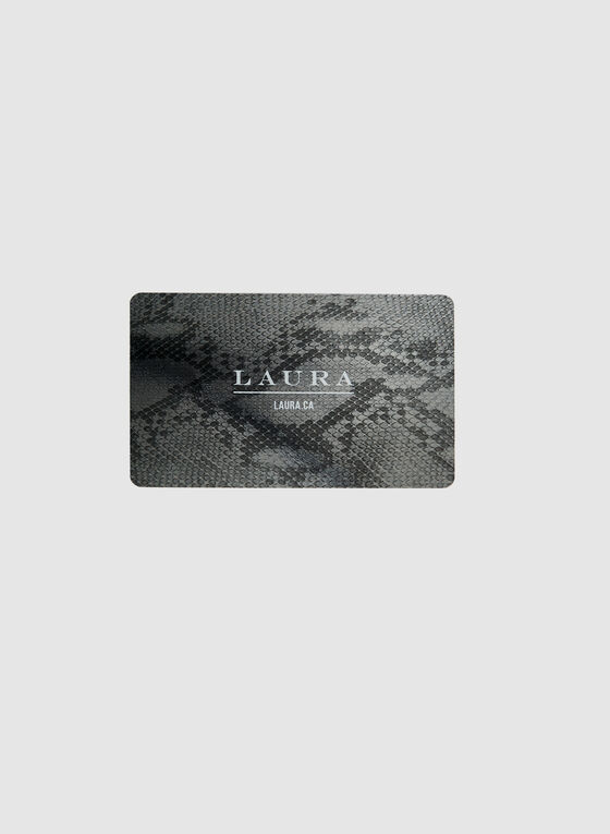 Gift Card - Now Redeemable ONLINE !,