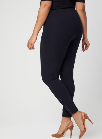 Ponte de Roma Leggings, Blue, hi-res