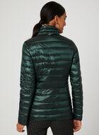 Nuage - Manteau matelassé en duvet compressible, Vert, hi-res