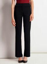 Pantalon à jambe droite , Noir, hi-res