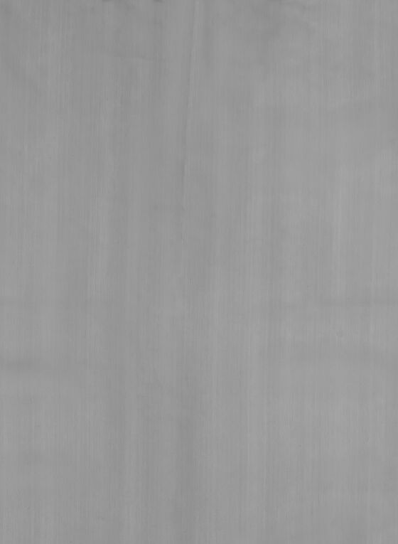 Foulard léger en organza, Argent