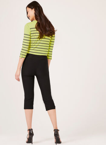 Signature Fit Capri , Black, hi-res