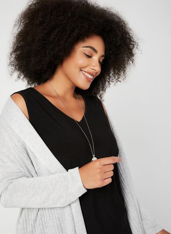 Compli K - Haut sans manches en jersey, Noir, hi-res