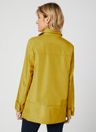 A-Line Raincoat, Yellow, hi-res