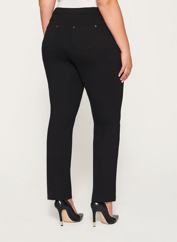 Modern Fit Straight Leg Pants, , hi-res