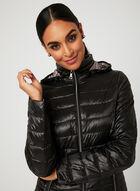 Nuage - Packable Down Coat, Black, hi-res