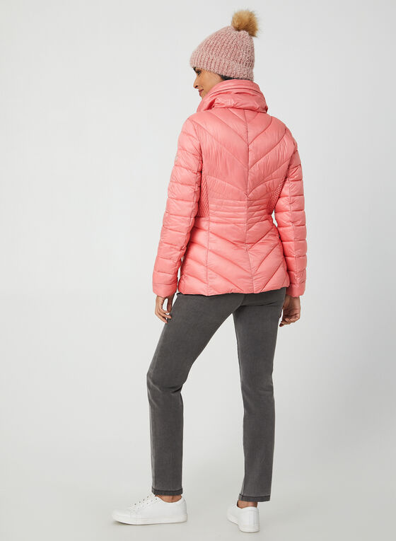 Bernardo - Packable Coat, Orange