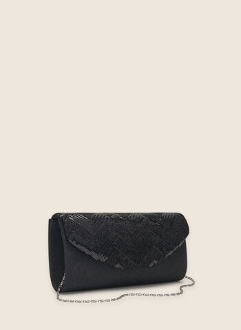 Sequin Envelope Clutch , Black,  clutch, evening clutch, envelope clutch, sequins, sequin clutch, spring 2020, summer 2020