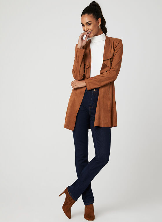 Simon Chang – Signature Fit Studded Jeans, Blue, hi-res
