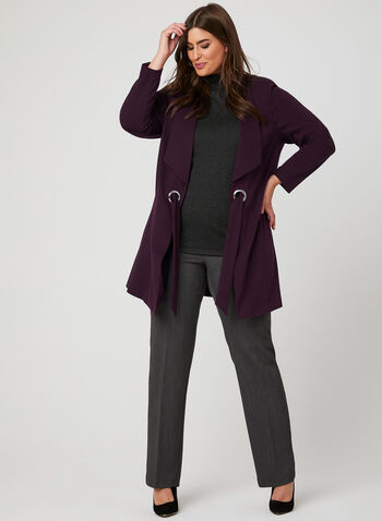 Ponte de Roma Jacket, Purple, hi-res