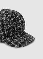 Tweed Cap, Black
