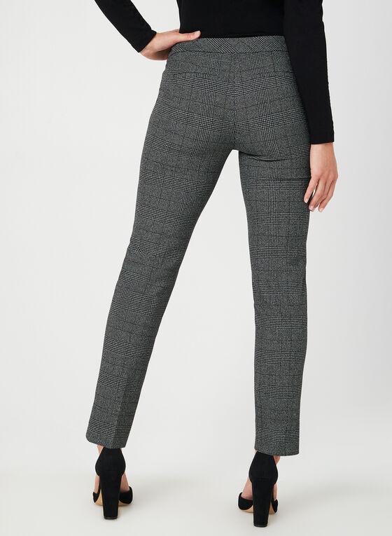 pantalon coupe moderne motif prince de galles laura. Black Bedroom Furniture Sets. Home Design Ideas