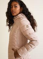 Bernardo - EcoPlume™ Coat, Pink