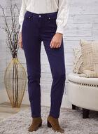 Straight Leg Jeans, Blue