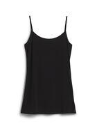 Basic Jersey Camisole, Black