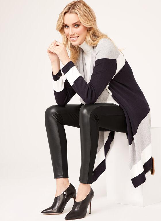 Sleeveless Turtleneck Sweater, Off White, hi-res