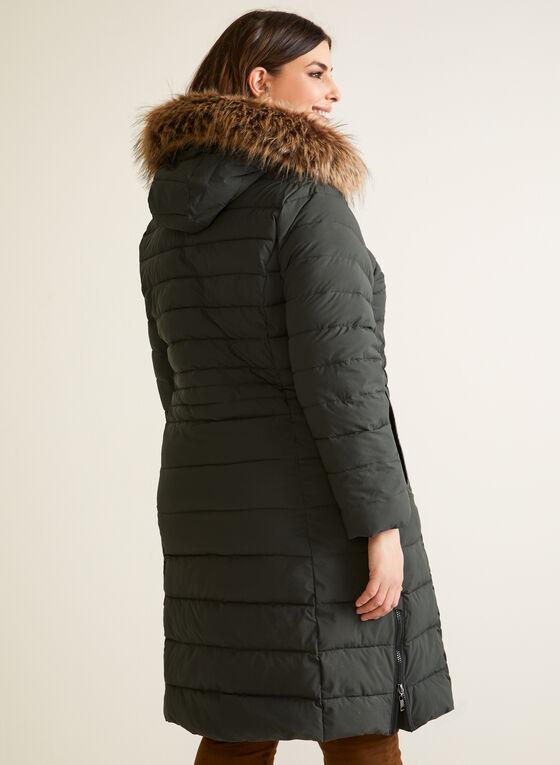 Nuage - Manteau extensible en duvet recyclé, Vert