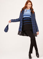 Nuage - Packable Quilted Down Coat, Blue, hi-res