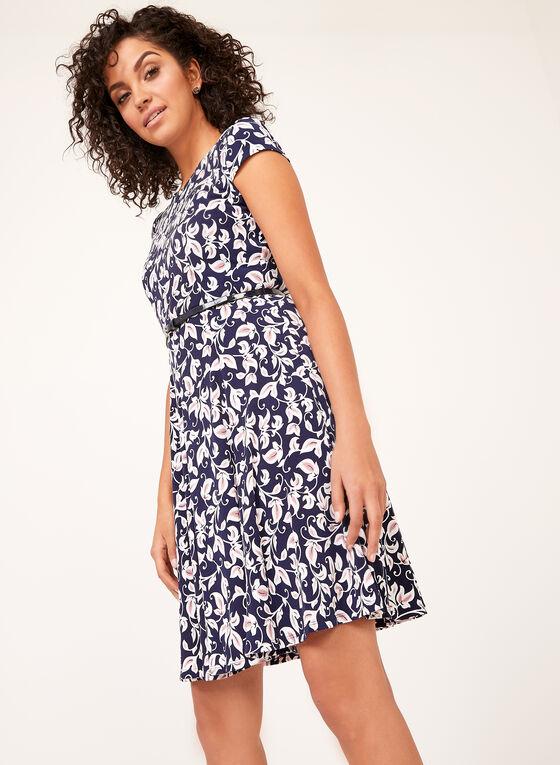 Jessica Howard - Fit & Flare Dress , Blue