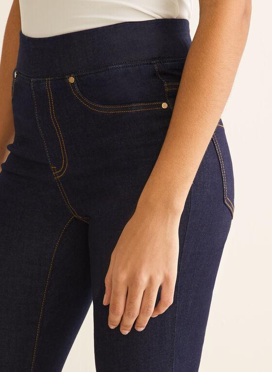 Pull-On Leggings, Blue